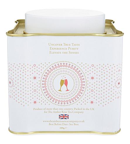THE AMBER ROSE TEA COMPANY Champagne Maharini loose leaf tea 100g