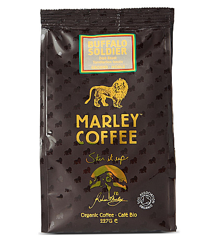 Buffalo Soldier organic ground coffee 227g