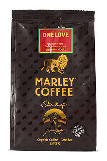 MARLEY COFFEE One Love organic ground coffee 227g