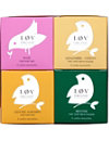 LOV ORGANIC I Løv China tea bags gift set 130g
