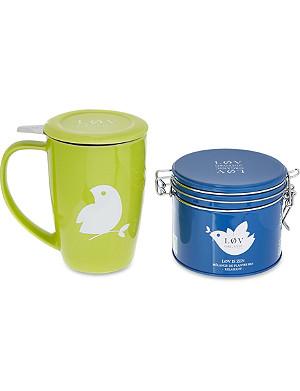 LOV ORGANIC Zen gift set