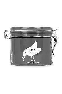 LOV ORGANIC Løv jasmine loose tea caddy 100g