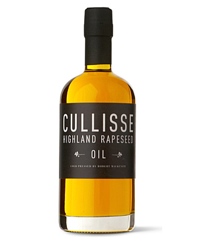 CULLISSE Highland Rapeseed Oil 500ml