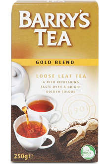 BARRY'S TEA Gold Blend loose leaf tea 250g