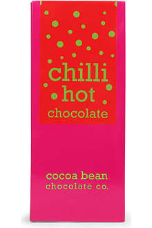 COCOA BEAN Chilli hot chocolate 175g