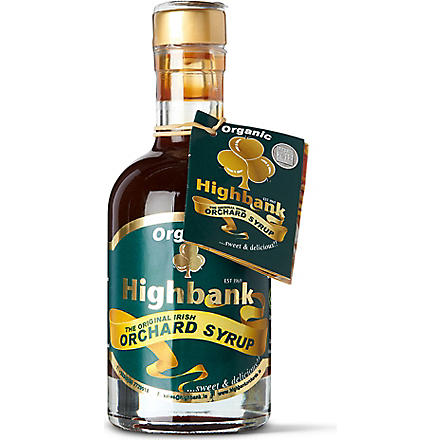 HIGHBANK ORCHARDS Orchard syrup 200ml