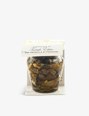 SAN PIETRO Black summer truffle carpaccio 45g