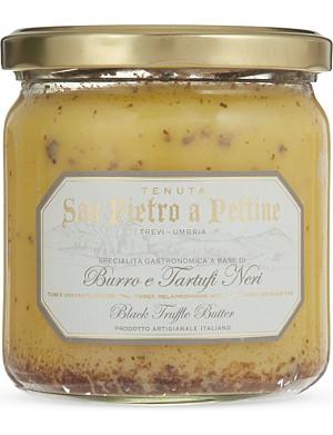 SAN PIETRO Black truffle butter 300g