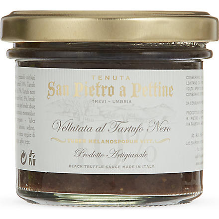 SAN PIETRO Black truffle sauce 90g