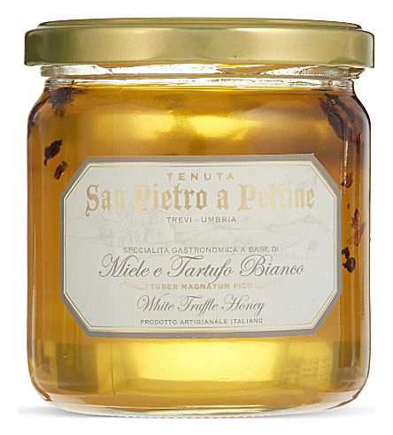 SAN PIETRO White truffle honey 450g