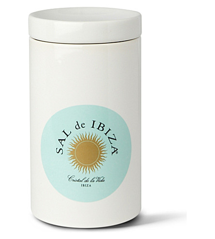 IBIZA Sea salt ceramic container 1L