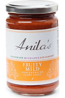 ANILA'S Fruity Mild curry sauce 300g