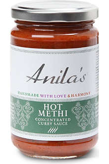 ANILA'S Hot Methi curry sauce 300g