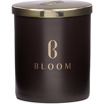 BLOOM Pomegranate Earl Grey loose leaf tea caddy 75g