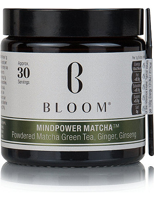 BLOOM Mindpower Matcha tea powder 30g