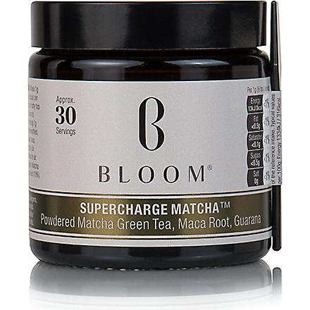 BLOOM Supercharge Matcha tea powder 30g