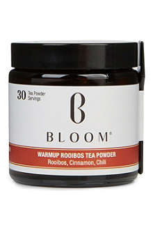 BLOOM Warmup Rooibos tea powder 30g