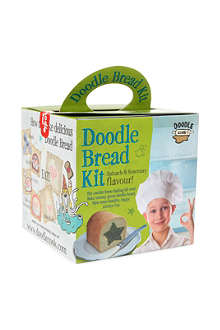 DOODLE COOK Doodle Bread rosemary and spinach kit