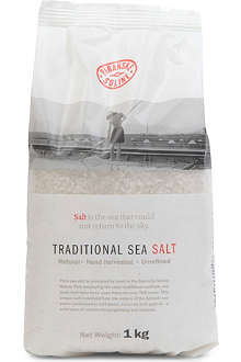 PIRAN SEA SALT Traditional coarse sea salt 1kg
