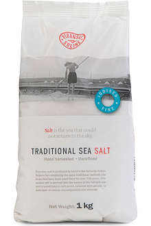 PIRANSKE SOLINE Traditional fine sea salt 1kg