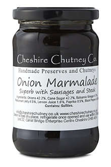 THE CHESHIRE CHUTNEY COMPANY Onion marmalade 320g