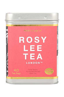 ROSY LEE TEA Anytime teabag tin 107g