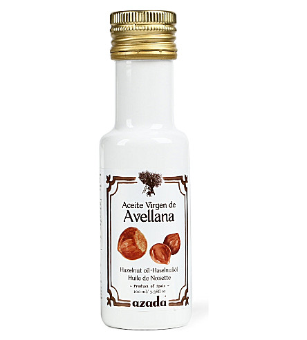 AZADA Virgin Hazelnut oil 100ml