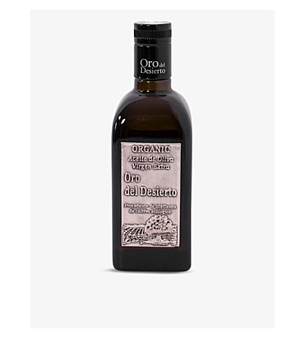 ORO DEL DESIERTO Extra virgin olive oil 500ml