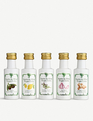 AZADA Set of Flavoured Olive oils  5 x 20ml