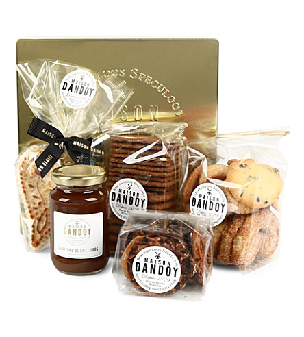 Gourmet Gold biscuits gift tin