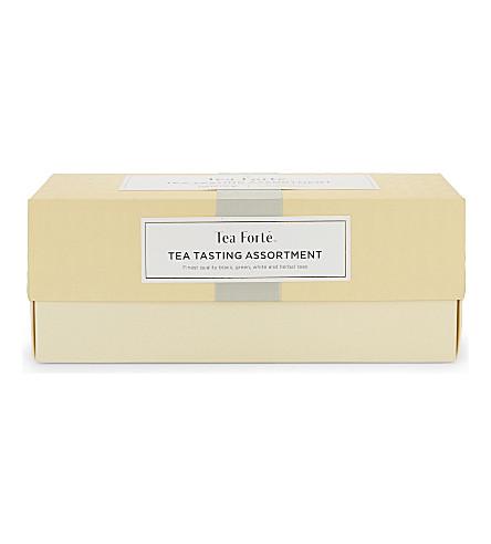 TEA 复地收藏经典茶叶品尝各式各样 59 g