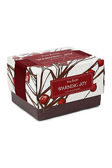 TEA FORTE Warming Joy Petite tea ribbon box 35g