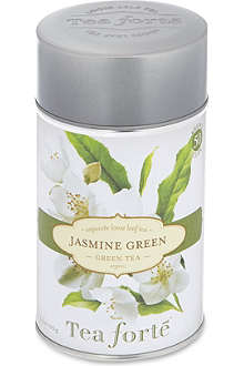 TEA FORTE Jasmin loose leaf green tea 100g