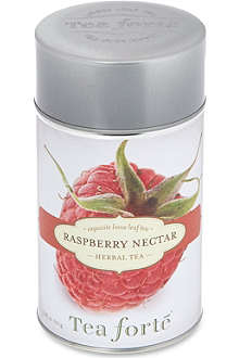 TEA FORTE Raspberry Nectar loose leaf tea
