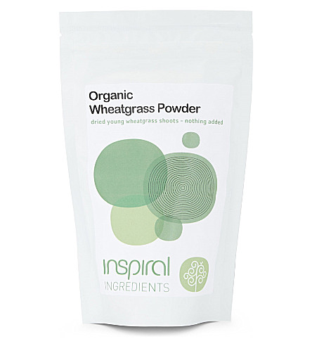 INSPIRAL Organic wheatgrass powder 100g