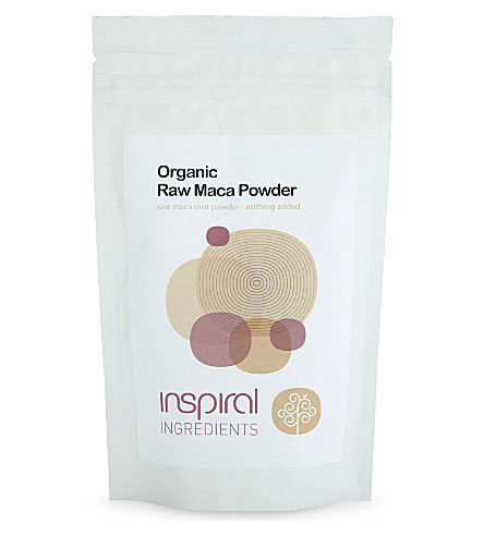 INSPIRAL Organic raw maca powder 100g