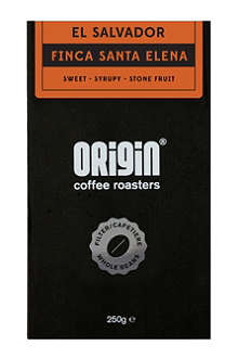 ORIGIN COFFEE El Salvador Finca Santa Elena filter coffee 250g