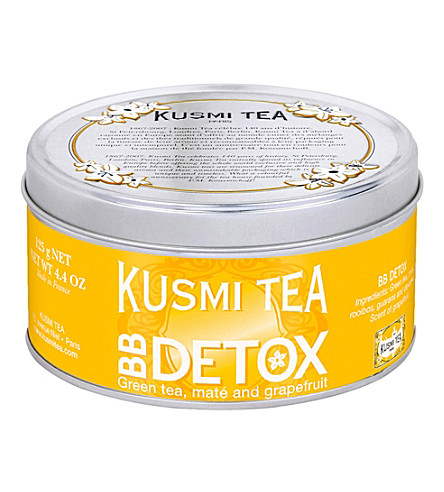 KUSMI TEA BB Detox loose leaf tea 125g