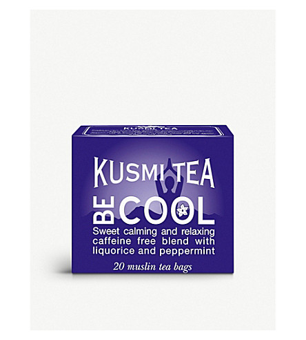 KUSMI TEA Be Cool tea bags 44g