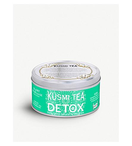 KUSMI TEA Detox loose leaf tea 125g