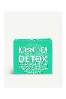 KUSMI TEA Detox tea bags 44g