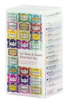 KUSMI TEA Iced Teas gift box 528g