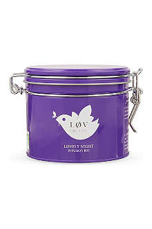 LOV ORGANIC Løvely Night tea caddy 100g