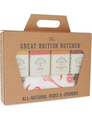 NONE The great butcher rub set