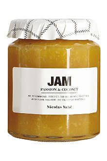 NICOLAS VAHE Passion and coconut jam 330g