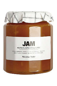 NICOLAS VAHE Mango, ginger and lime jam 330g