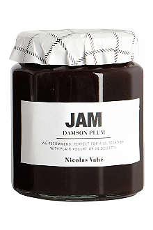 NICOLAS VAHE Damson plum jam 330g