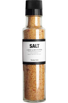 NICOLAS VAHE Garlic and red pepper salt 280g