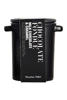 NICOLAS VAHE Milk chocolate and caramel fondue 180g