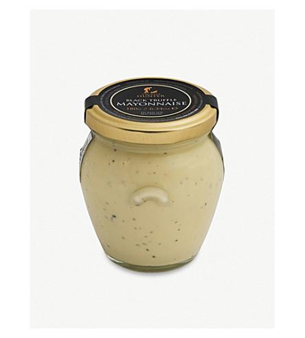 TRUFFLE HUNTERS Black truffle mayonnaise 180g